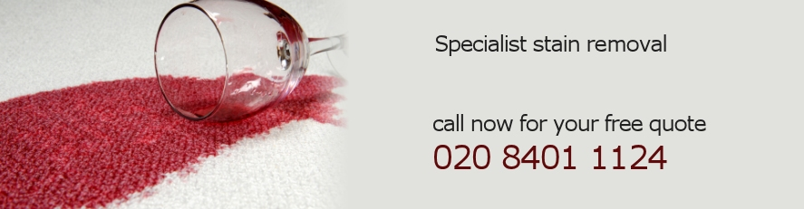 Carpets & Upholstery cleaning London